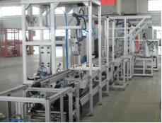 固封极柱检测装配生产线