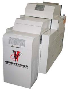 锯齿衣分试轧机SY18-280半自动型
